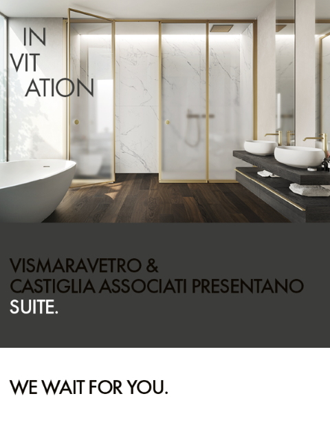 VISMARAVETRO AND CASTIGLIA ASSOCIATI PRESENT SUITE