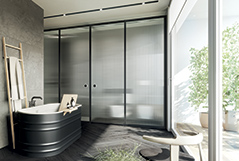 SUITE: THE NEXT STEP IN SHOWER ENCLOSURES