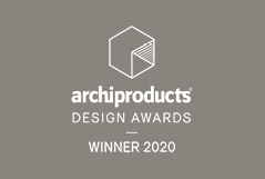 Suite was awarded at the Archiproduct Awards